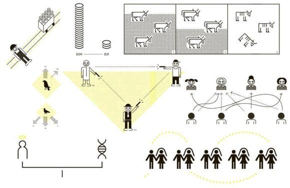 10 главных игр, в которые математики играют с нашим умом и совестью