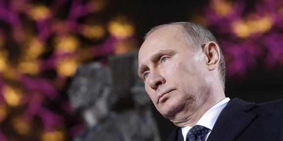 Мозг Путина: Философия вторжения в Крым