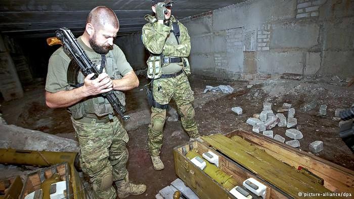 Высокая цена перемирия на востоке Украины