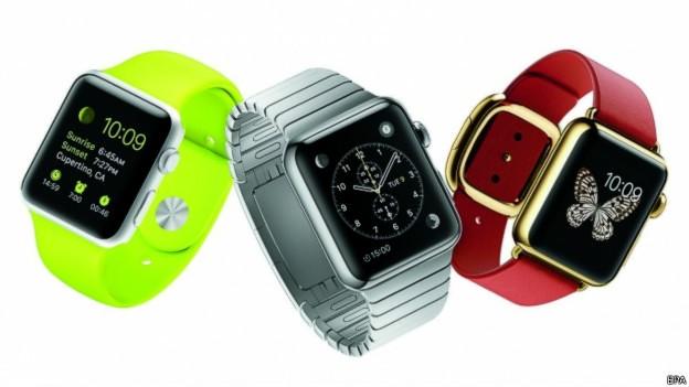 Apple представила «умные» часы и шестой iPhone