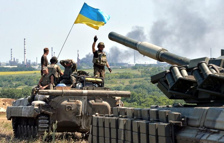 Как Россия заставила Украину заключить перемирие