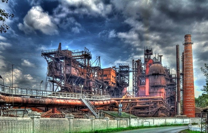 Чтобы выжить, промышленность Донбасса «должна остаться в Украине»