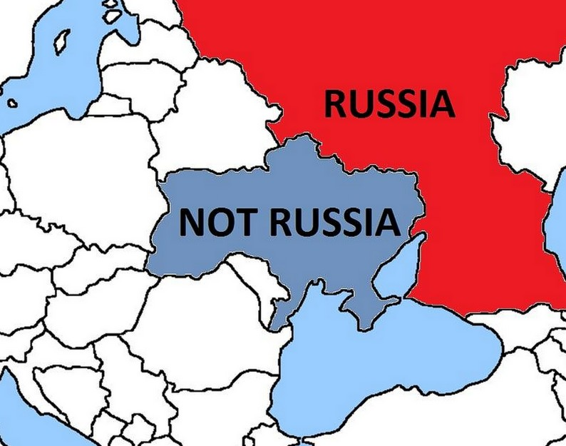 Делегация Канады в НАТО издевательски троллит Россию картой Украины