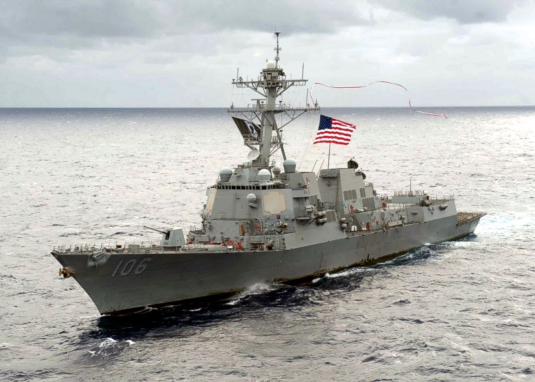 Пять самых смертоносных видов оружия американских ВМС