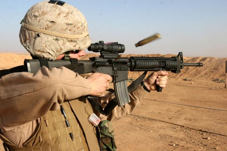 Пять самых смертоносных видов стрелкового оружия в современной войне
