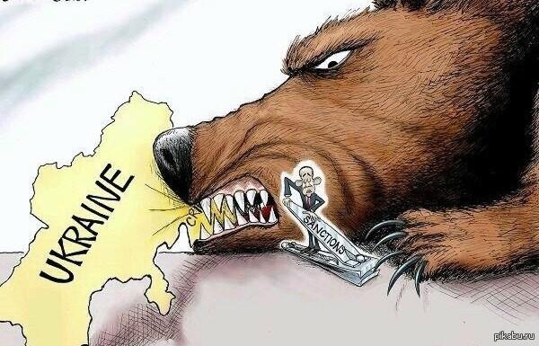 Частичные санкции не остановят Россию