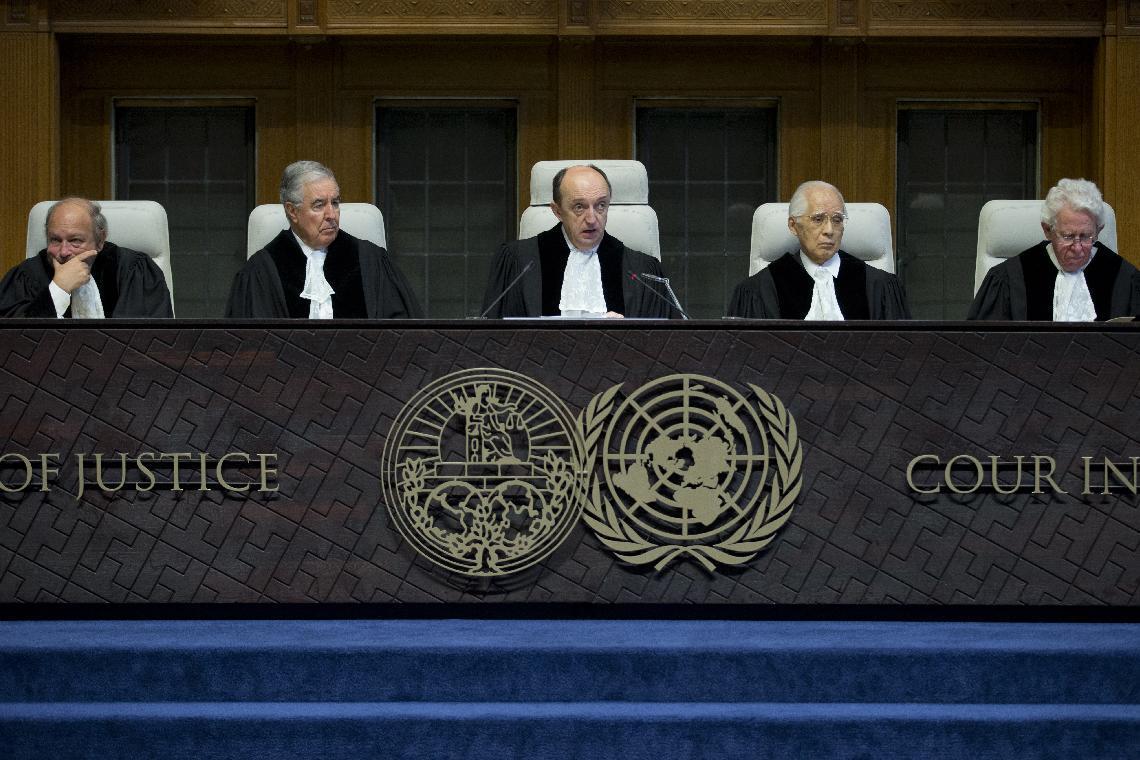 Суд ООН обязал Россию соблюдать права человека в Крыму