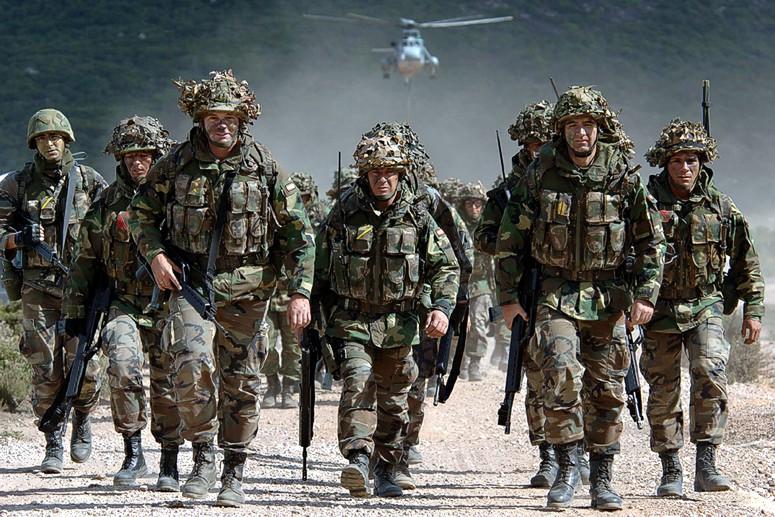 Страны НАТО создают новые международные силы быстрого реагирования