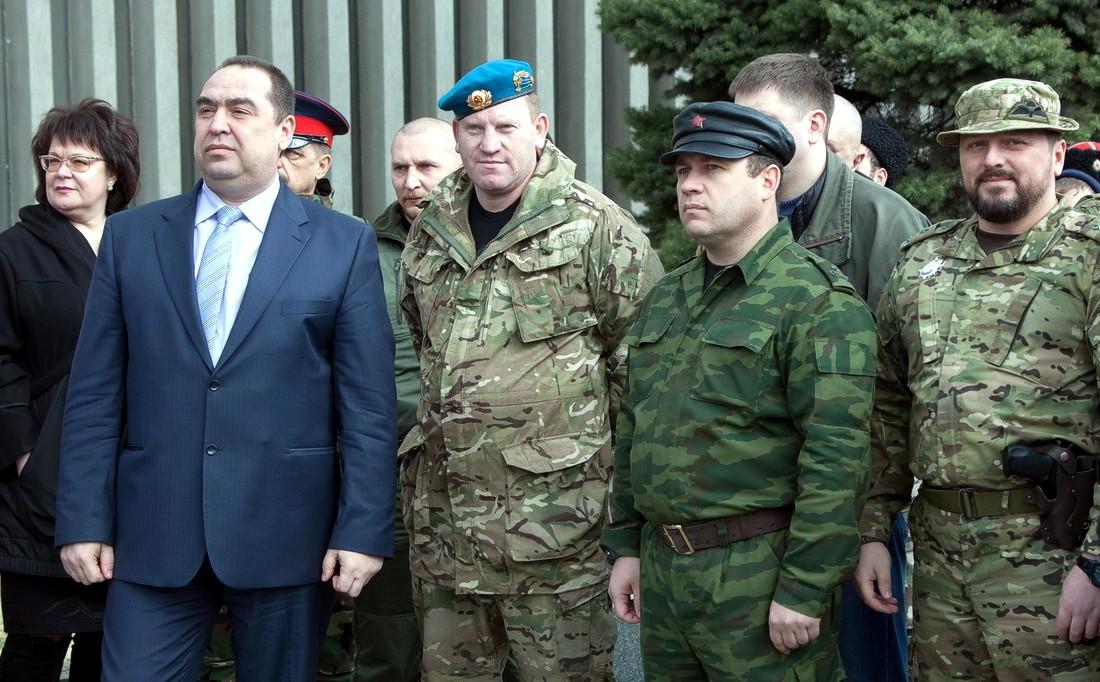«Переворот» в«ЛНР»: Цыпкалова убила личная охрана Плотницкого