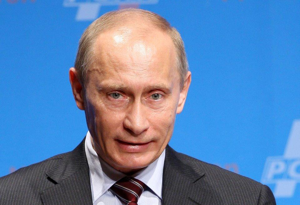 Путин загнан в угол