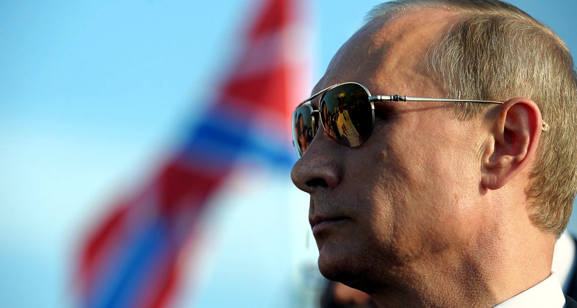 Чтобы понять Путина, читайте Оруэлла