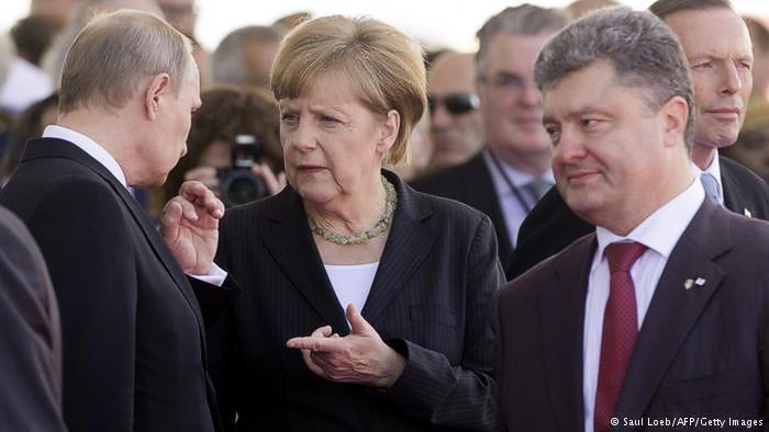 Украинский кризис: Европа в замешательстве
