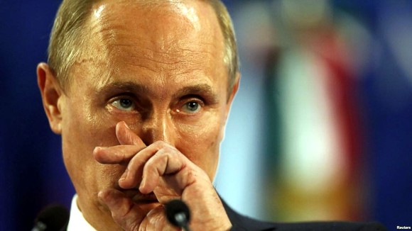 Конец мечте Путина о «Новороссии»?
