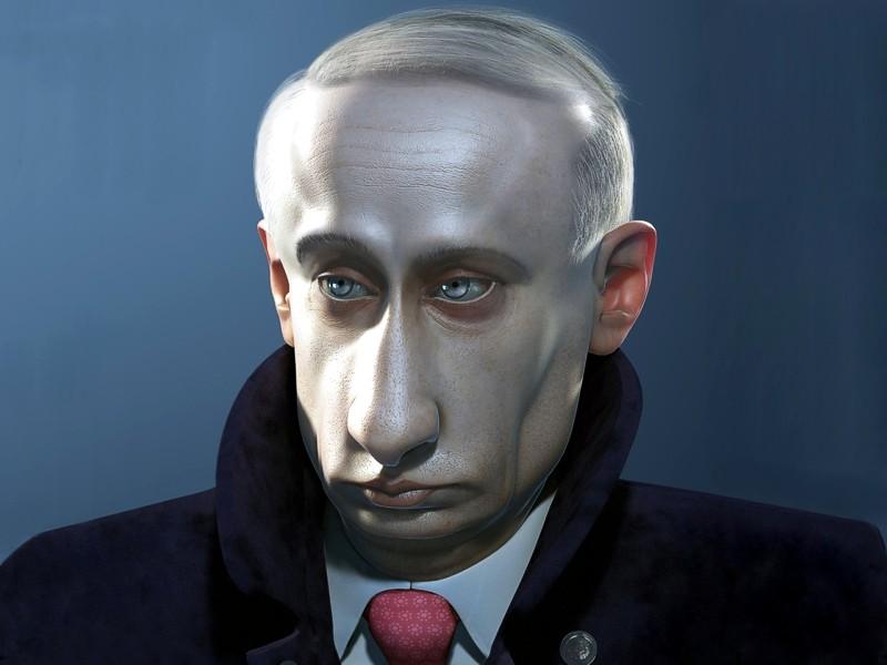 Путин угощает соседей кусками Украины