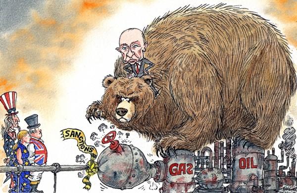 Противостоять России, поддерживая Украину