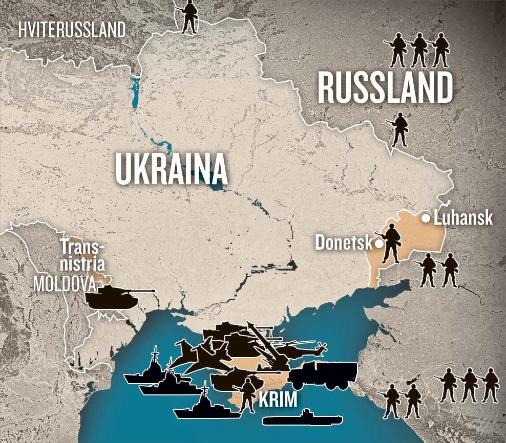 Россия сосредоточила на границе с Украиной значительные военные ресурсы.