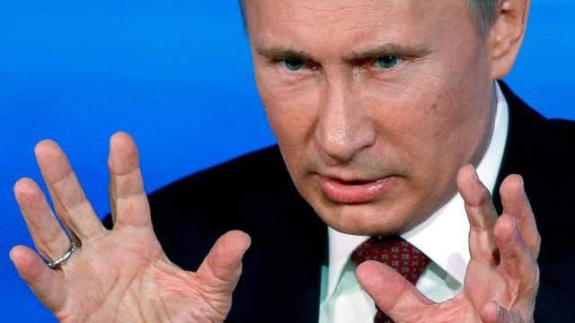 Путин действует в Украине по обстоятельствам
