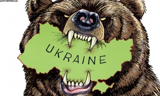 Опубликован сверхсекретный документ, советующий Путину расколоть Украину