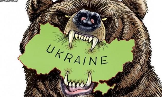 Украина: тотальная война и раздел?
