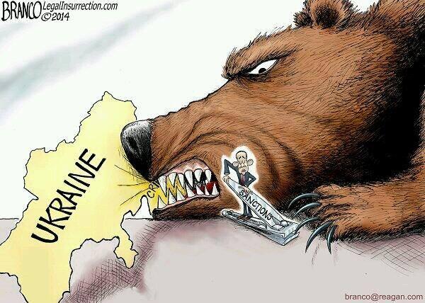 Украину рвут на части