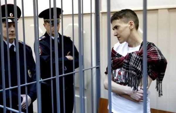 Путин обещал Меркель освободить Савченко