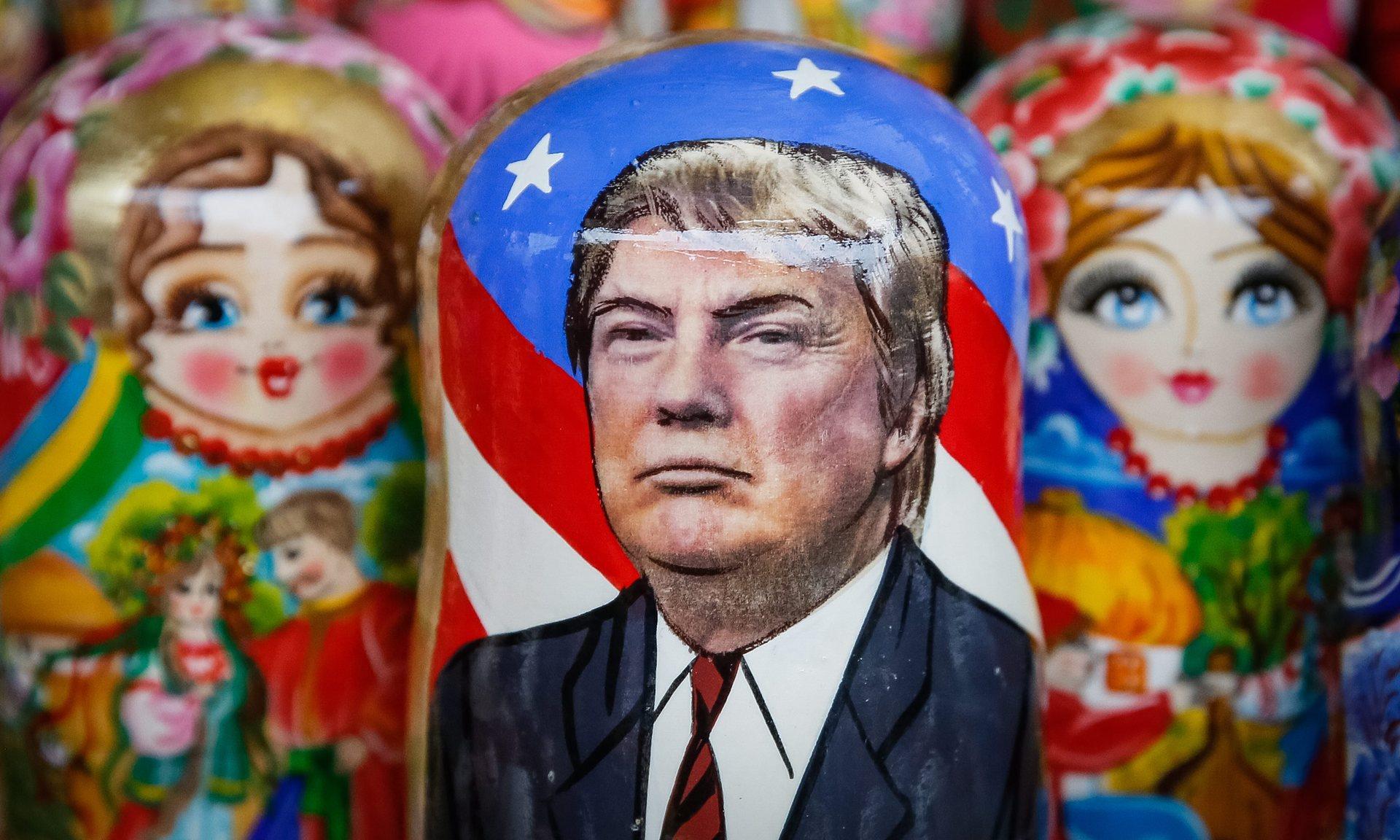 Украина, береги нервы: The Guardian узнала освязях Трампа сПутиным