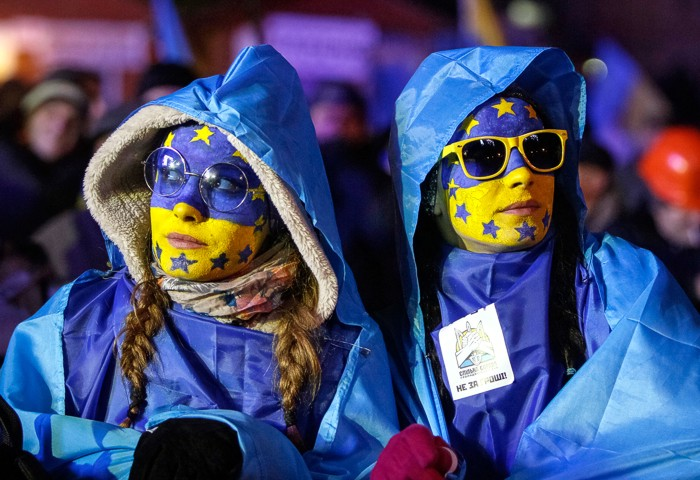 Украинцы признают власть только «чужинцев»