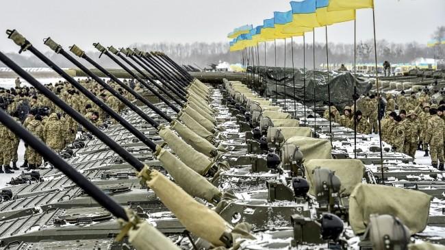 Вооружить Украину, чтобы показать России огромную цену конфликта