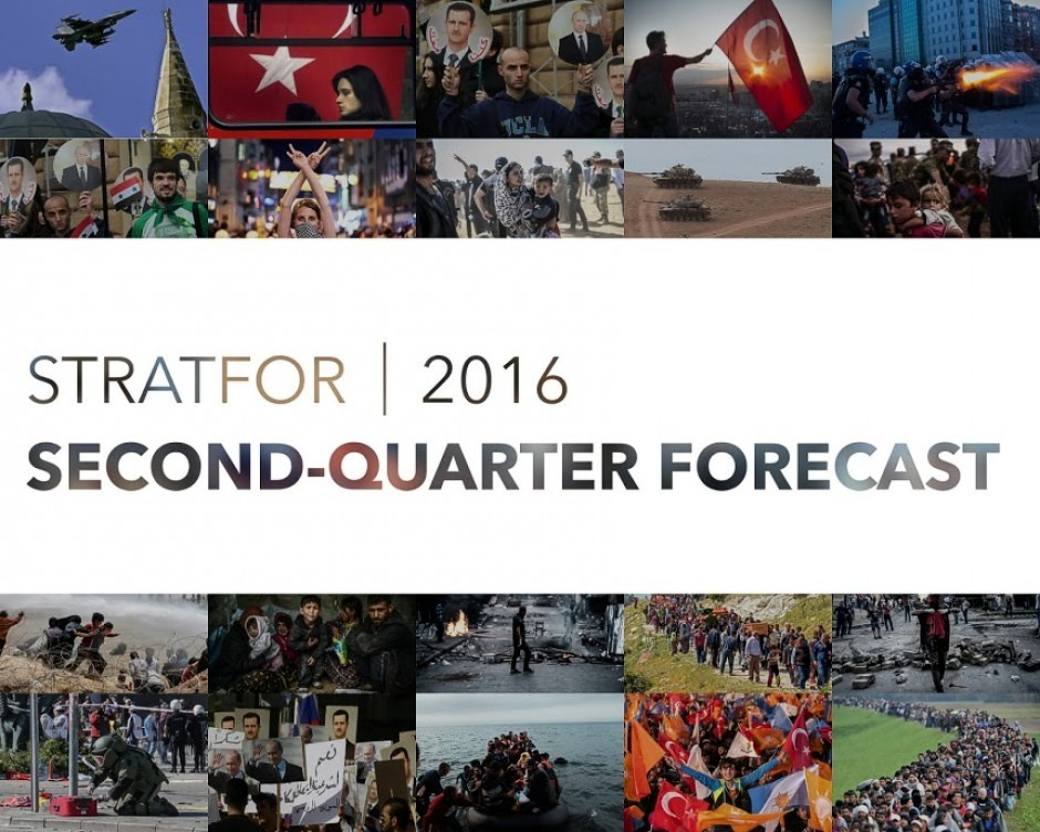 Stratfor: Прогноз на второй квартал 2016 года