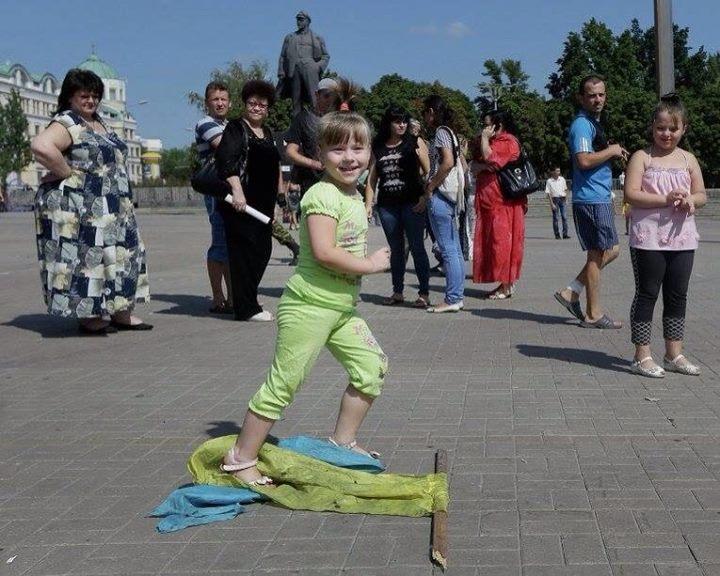 Донецк не виноват!