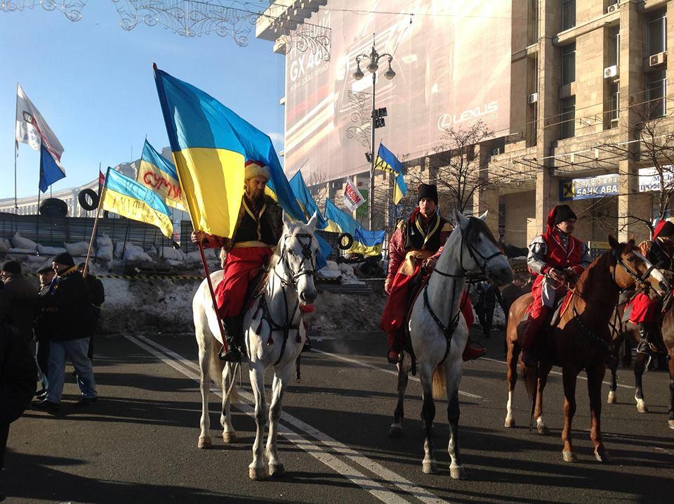 Майдан: Территория воли