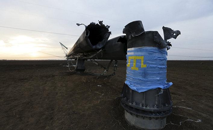 Блокада Крыма: Как Украине ответить Кремлю