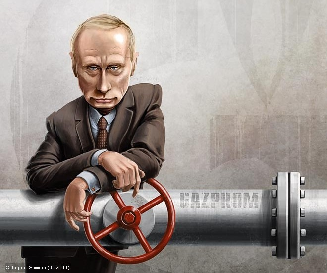 Путин обокрал Геническ