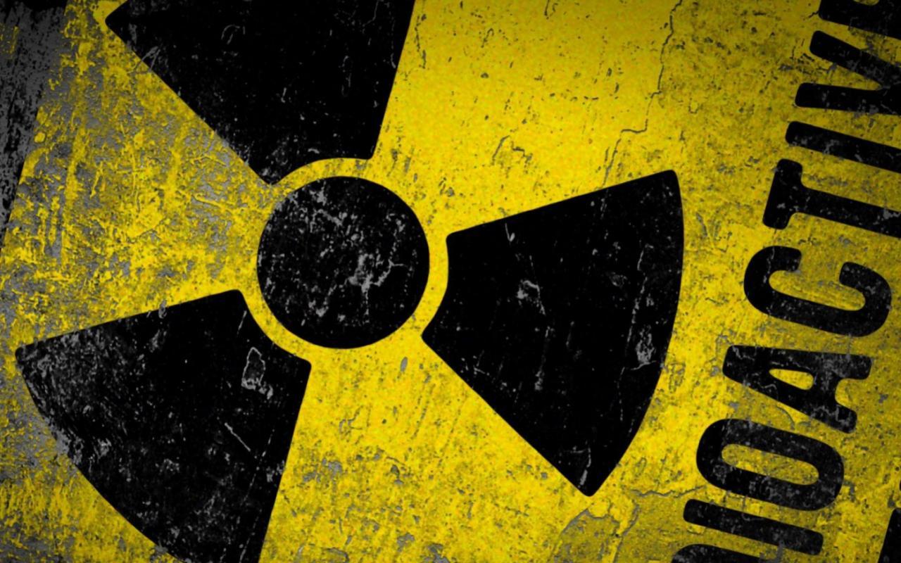 Война мирного атома