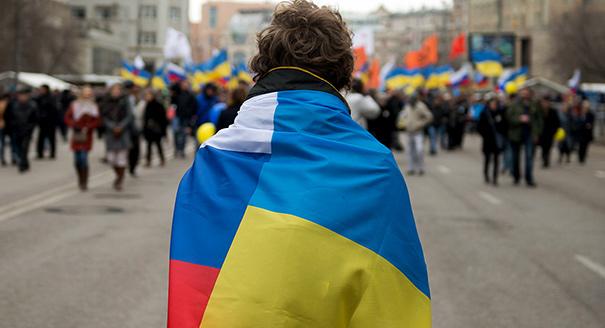 Россия и Украина: когда-то братья, теперь соседи