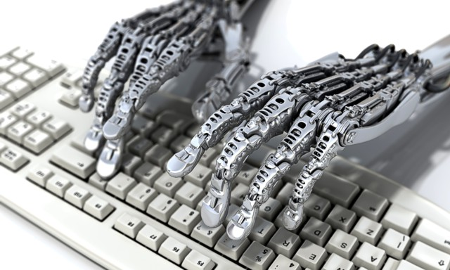 Эпоха роботов-журналистов — не за горами