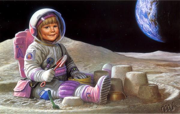 Какими будут дети, рожденные в космосе?