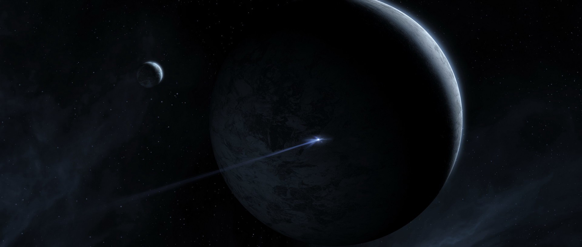 Огромная и загадочная Девятаяпланета