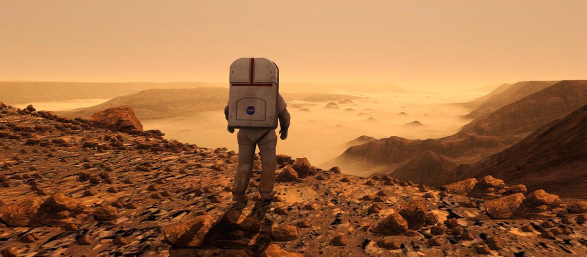 Должны ли мы отправляться на Марс сейчас?