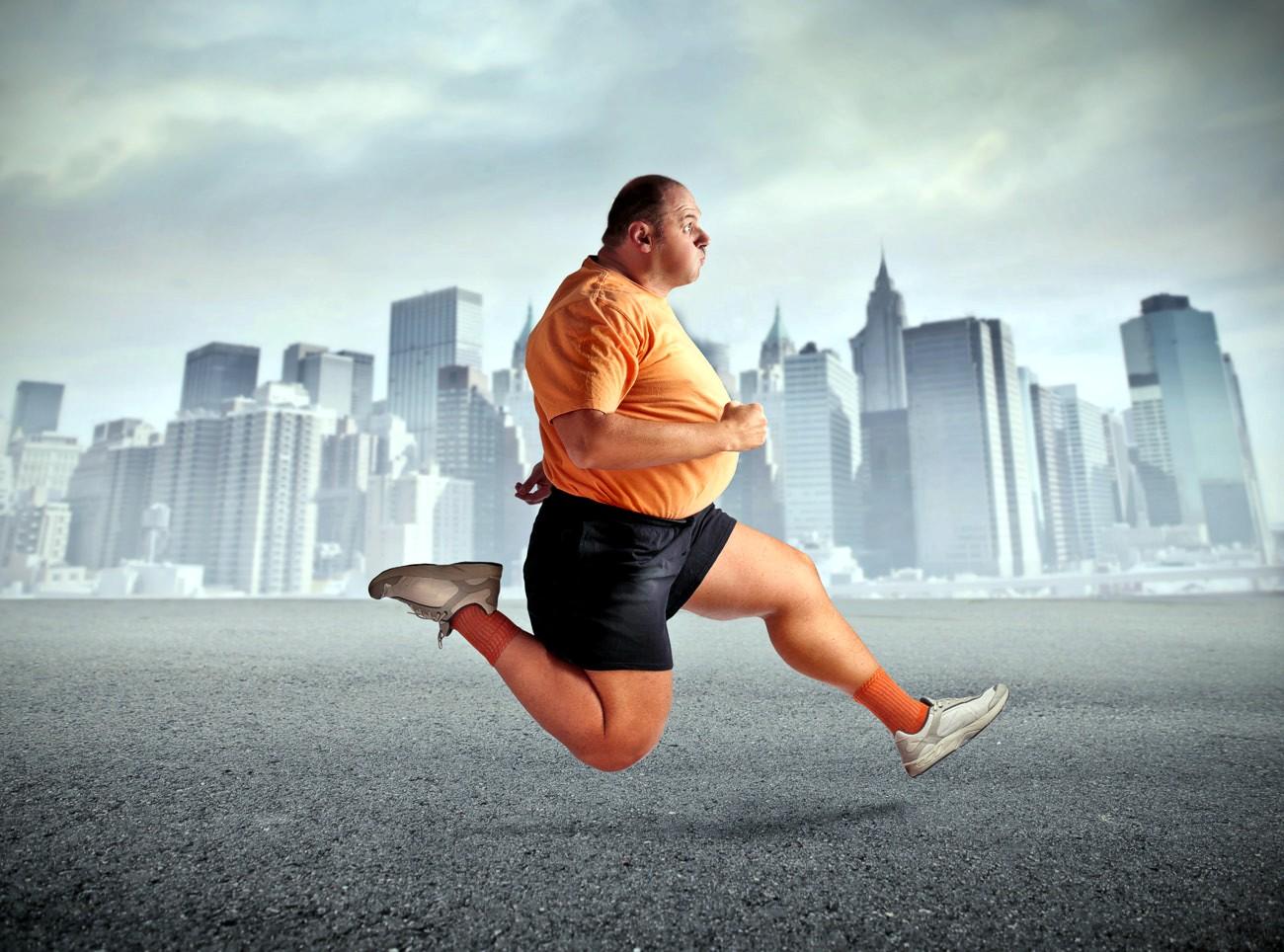 Бег — худший способ похудеть