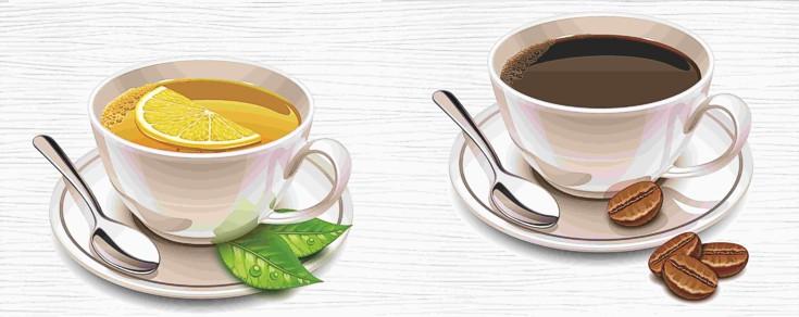 Чай или кофе? Как они влияют на здоровье