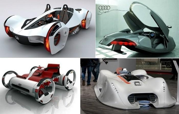 Потрясающие автомобильные концепты