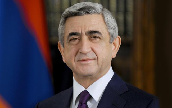 Парламент Армении выбрал С.Саргсяна новым премьер-министром