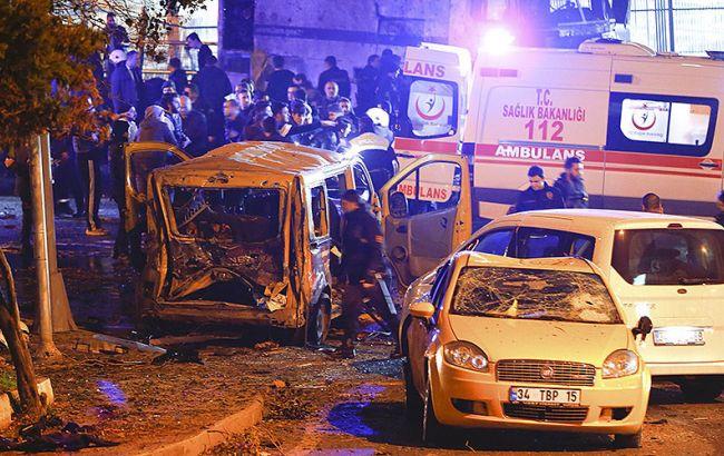 Погибло 29 человек, 166 пострадало— Теракт вСтамбуле
