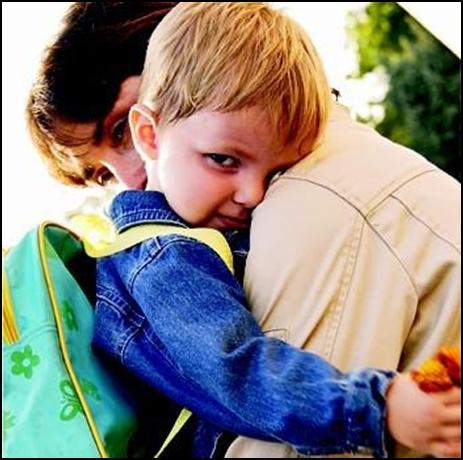 Помощь родителей при адаптации детей в детском саду