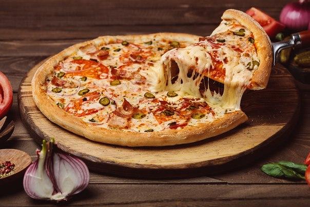 Заказ пиццы круглосуточно — удобно и недорого