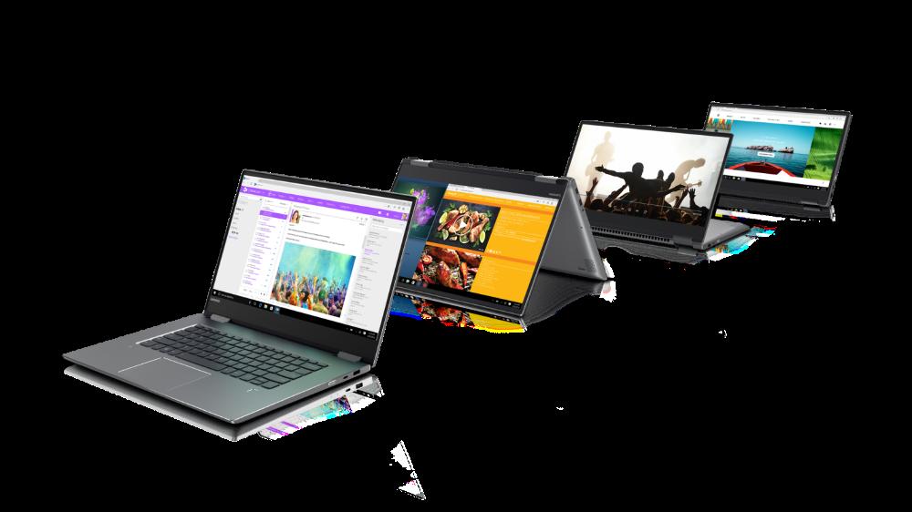 Ультраадаптивность на каждый день: ноутбуки-трансформеры YOGA