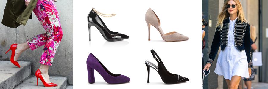 Мода и стиль. Женские туфли: здоровье и успех