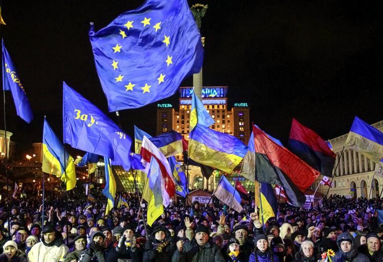 Украинская история, европейское будущее