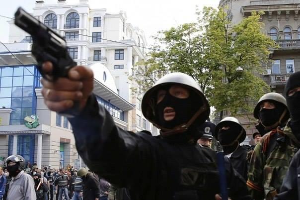 Черный день в истории Одессы